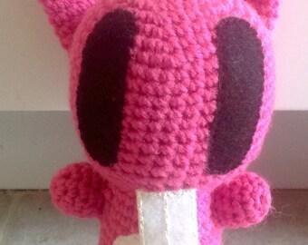 Crochet Fillerbunny