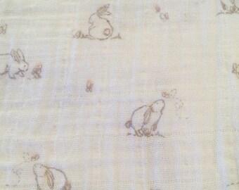 Double Gauze Swaddle Blanket