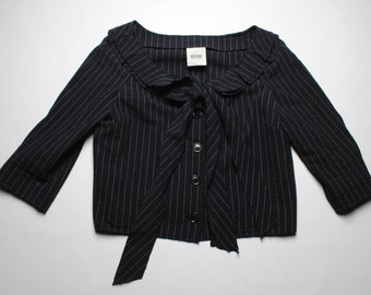 vintage Moschino Cheap and Chic women's blazer Size 42