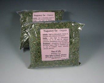 Organic Herbal Mama Tea for Pregnancy and for Life