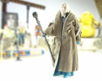 Bib Fortuna Action Figure All Original 1983 Star Wars The Return Of The Jedi