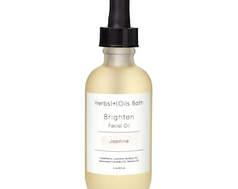 Brighten Face Oil