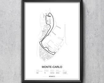 Print Monaco