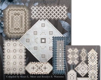 Award-Winning Designs in Hardanger 2012