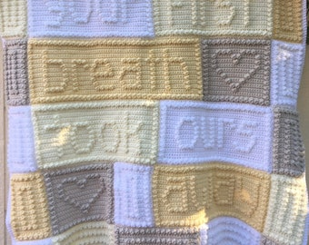 Newborn gift, baby blanket, chistening gift, gender neutral baby gift, yellow blanket