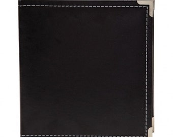 """096-6x8 """"Simple Stories album-Black"""
