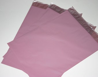 100 9x12 Poly Mailers Pale Pink Self Sealing Envelopes Shipping Bags Spring Easter