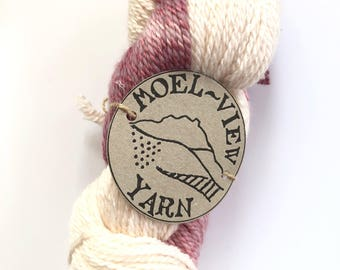 Moel View Yarn (Naturally Dyed) - Loc Fade DK