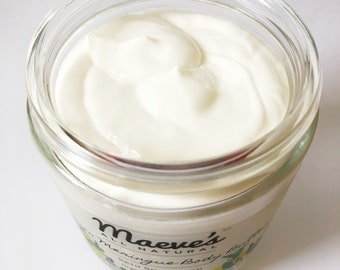 Lemon Meringue Body Butter - body butter - whipped body butter - shea butter - whipped shea butter - lotion - spa gift set