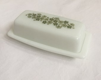 Pyrex Spring Blossom Butter Dish