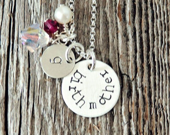 Birth Mother Necklace, Birth Mother Gifts, Adoption Gifts, Adoption Presents, Gifts for Birth Mothers