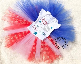 First Fourth of July/ girls first 4th of july/ first 4th of july outfit/ baby girls 1st 4th of july/ Fourth of July baby girl