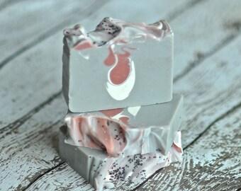 Patchouli Soap - Vegan Soap -   Shea Butter Soap  - Natural Essential Oil - Hippie Soap - Patchouli Bliss