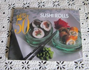 SUSHI Rolls Cookbook