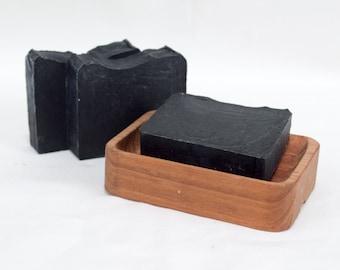 Facial Soap - Acne Soap -  Activated Charcoal Soap - Charcoal Soap - Natural Soap - Handmade Soap - Acne Soap - Bar Soap - Cold Process Soap