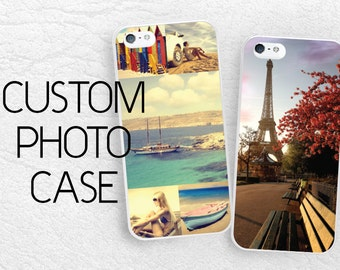 Custom Photo personalized Phone Case for iPhone 7, iPhone 8, Google Pixel XL, LG Nexus 5X, Nexus 6P, Samsung S7 custom made with your design