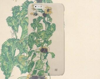 iPhone 8 flower case Iphone 6 case Iphone 5 case Iphone 7 plus case Egon Schiele Iphone 6s case IPhone case Samsung Galaxy S7 S5 S6 case