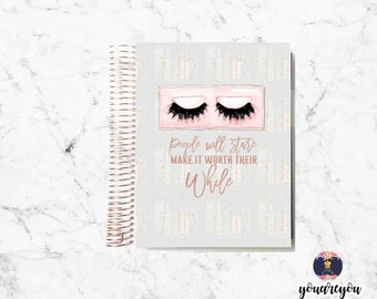 Foiled Planner Cover, Erin Condren Cover, Happy Planner Cover, Recollections Medium, Mini Happy Planner, Glambition Planner cover