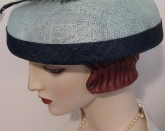 Sinamay Lampshade Hat