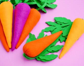 Catnip Heirloom Carrot Cat Toy - Catnip Carrot