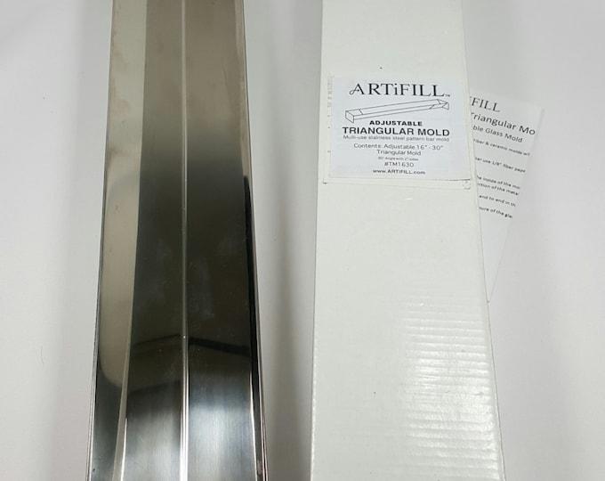 """Adjustable Triangle Mold 16""""- 30"""" TM1630"""