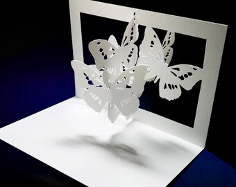 Pop up Card Butterfly