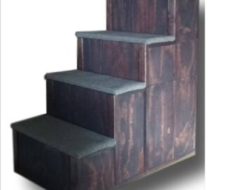 34x34X16 4 STEP pet step