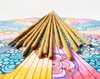MANDALA Premium Incense - Sacred Space, Meditation, Yoga