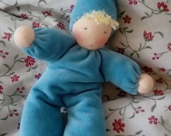 Paul, cuddle doll, Babies first doll
