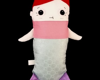 Red hair mermaid doll SALE