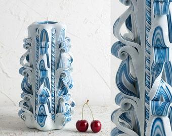 Decorative candles, Candle sculpture, Carving candles, Candle making DIY, Decorative candle, Love candle, Candle craft, Candles crafting