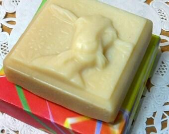 Ylang Ylang Goat Milk Soap  - Goat Doe Shape