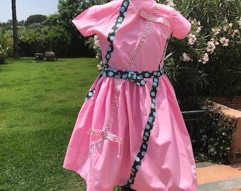 Vintage Reproduction Girls Dess