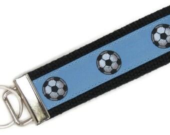 Soccer Spirit Key Fob