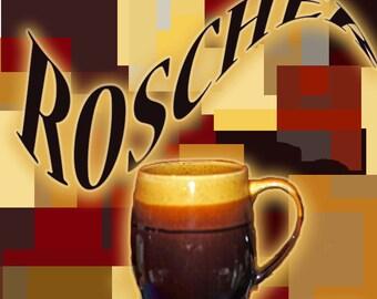 Roscher 16oz. Stoneware Mug