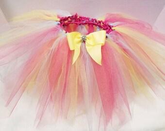 Fairy TuTu/ toddler/dress up/ baby/ party skirt/photoshoot