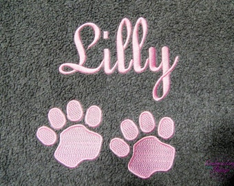 Dog Blanket, Personalized Dog Blanket, Puppy Blanket, Dog Gifts, Puppy Blanket, Pet Blankets