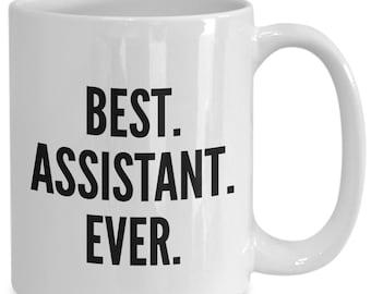 Best assistant ever mug