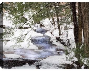 Hocking Hills - Winter Wonderland - Indoor Art or Outdoor Art