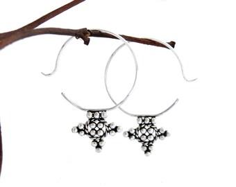 925 sterling silver earrings Yarilo