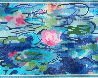 Monets Water Lilies--LB08256