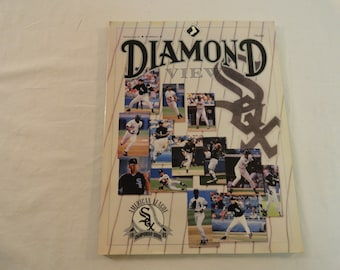 1993 American League Championship Series Diamond View Chicago White Sox Volume 2 Edition 5