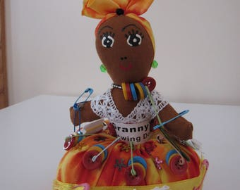 Sewing Doll