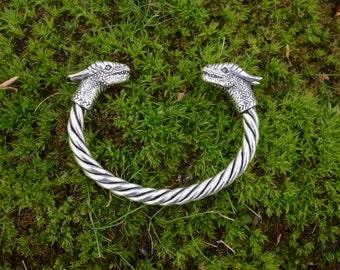 Dragon Torc Bracelet