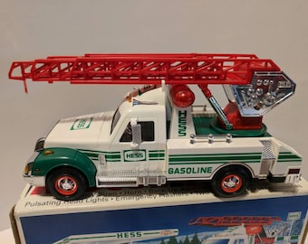 Hess Rescue truck 1994 collectible