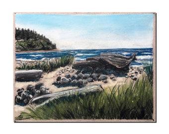 Driftwood, Seaside, Oregon