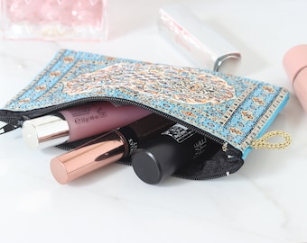 Turkish Coin Bag, Makeup Pouch, Gift Card Bag, Cell Phone Bag, Passport Pouch,