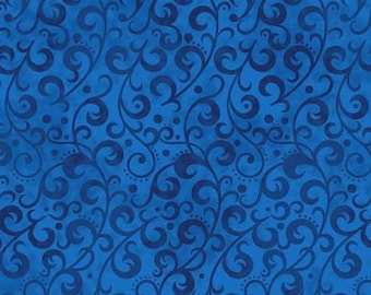 Bollywood Bliss Collection Royal Raja by Jane Spolar for Northcott 1 yard NEW 3832M-49