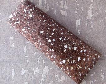 Copper Firebrick Cabochon