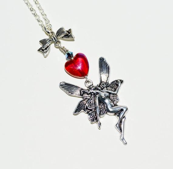 Renaissance Fairy Necklace